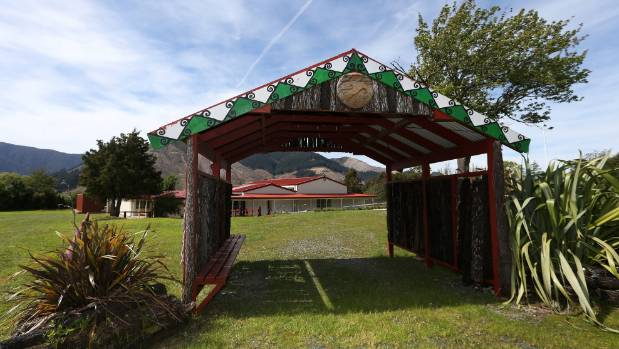 Te Hora Marae in Canvastown.