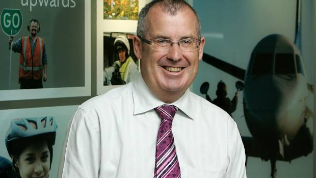 Martin Matthews was chief executive of the Ministry of Transport, then moved on to the position of auditor-general.
