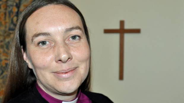 Eleanor Sanderson began her journey to becoming a bishop 21 years ago in a West Coast pub.