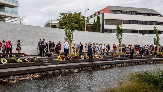 The Canterbury Earthquake National Memorial opened in February.