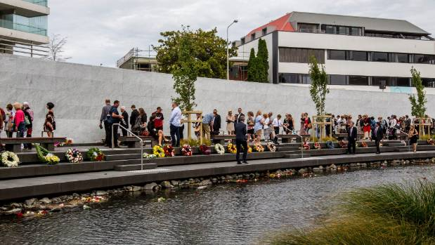 Five years on architects of christchurch rebuild for Christchurch architecture firms
