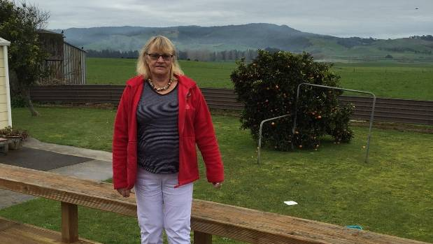 Former kiwifruit grower Wendy Arthur who lost her orchards during the Psa crisis.