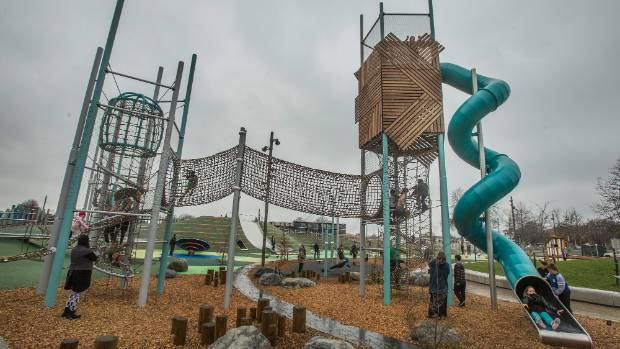 Complex contract agreements and land amalgamation has held up transferring the Margaret Mahy playground to the ...