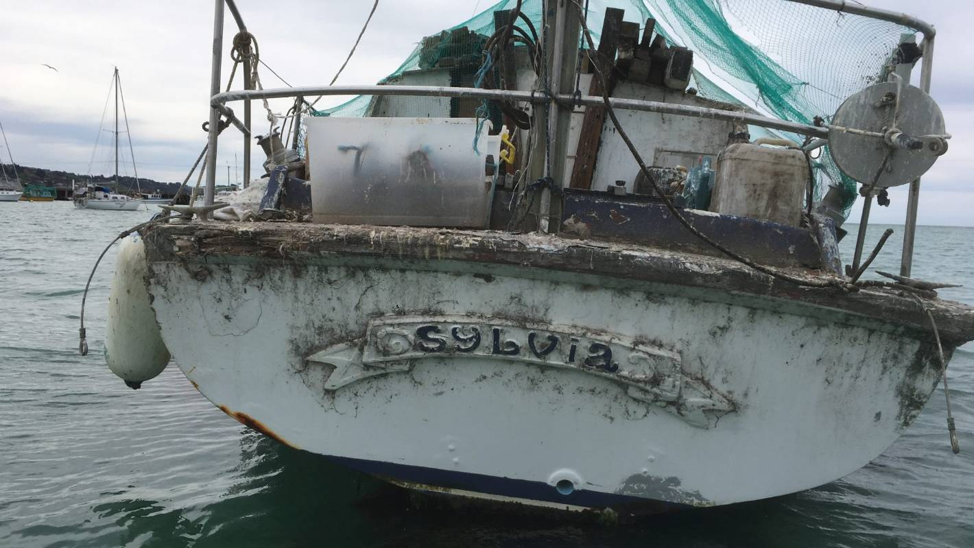 The Disturbing Trend Of Neglected Boats Around New Zealand