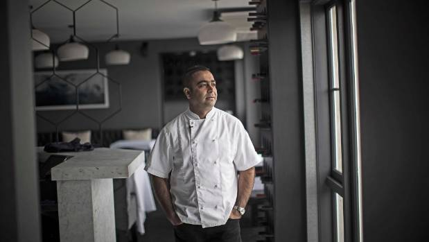 Sid Sahrawat, head chef and owner of Sidart and Cassia restaurants was named best chef in 2016.