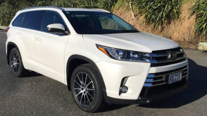 Toyota Suv Names >> Toyota Highlander grabs high ground over Kluger in names ...