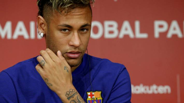 eb12ff8776914 Neymar is leaving Barcelona to take up a lucrative contract at Paris St  Germain.