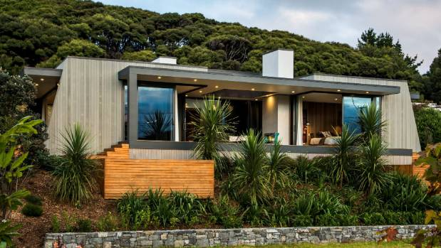 Two Kapiti Homes Win Prizes In Architectural Design Awards Stuff