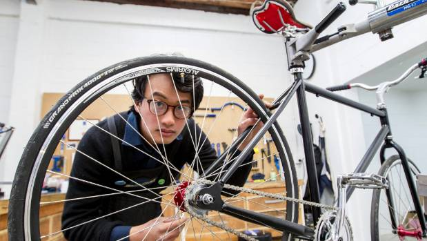 Practical pedalling: Ken Ching says the time is ripe for a shop focused on urban commuter bikes.
