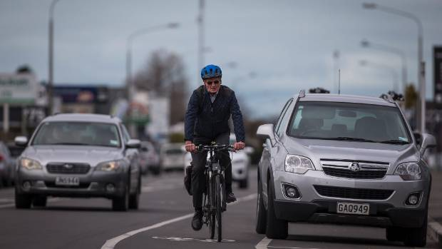 A share of the road: Cycle paths are a $156 million investment for the city.