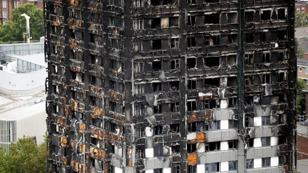 Sprinkler systems in only two per cent of council tower blocks