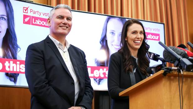 Jacinda Ardern out-classed by backbench Green MPs