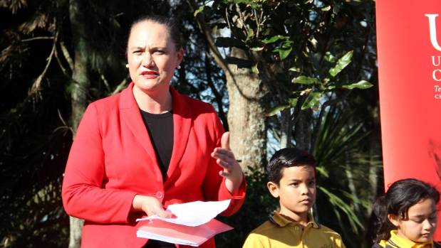 Carmel Sepuloni says it is time to review abortion.