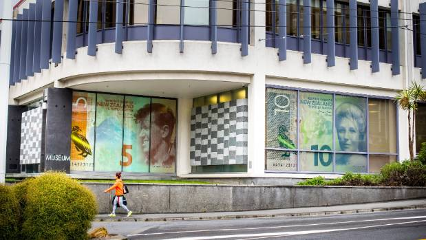 NZ dollar gains before OCR review