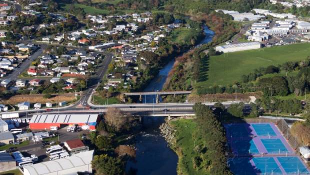 New Plymouth Civil Construction Project Wins National