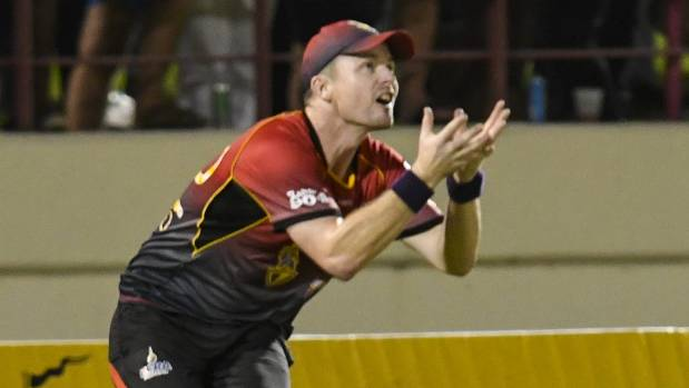 Brendon McCullum and Colin Munro blast off in Caribbean Premier League