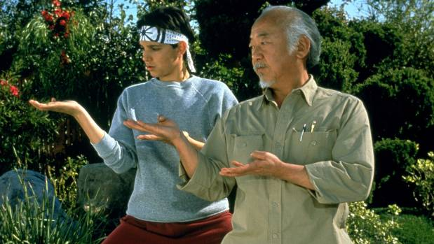 Ralph Macchio to Star in 'Karate Kid' Sequel Series