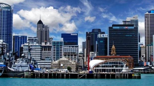 The image of Auckland used by the eThekwini Metropolitan Municipality in its advertising.