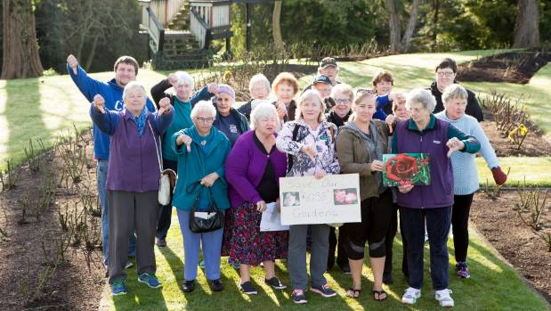 The Rose Relocation Plan Gets Solid Thumbs Down From This Group Of Angry Te Awamutu