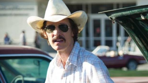 Matthew McConaughey won plenty of awards and plaudits for his role in Dallas Buyers Club.