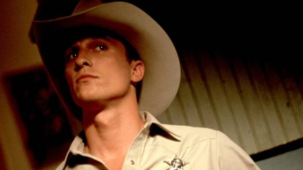 Lone Star was one of Matthew McConaughey's last serious roles before he embarked on a decade of rom-coms.