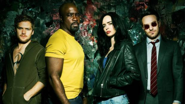 Marvel's THE DEFENDERS Reportedly A 'One-Off Show'