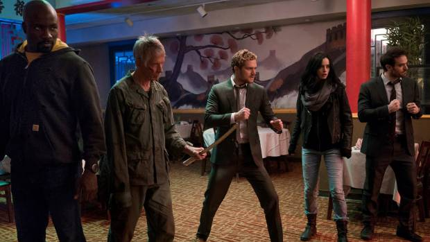 Marvel's 'The Defenders' series is a one-off