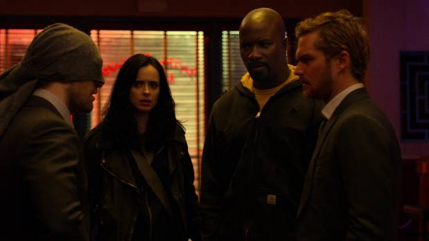 Marvel's The Defenders previews getting positive reviews on Rotten Tomatoes