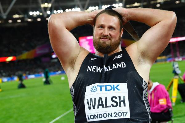 Tom Walsh wins gold.