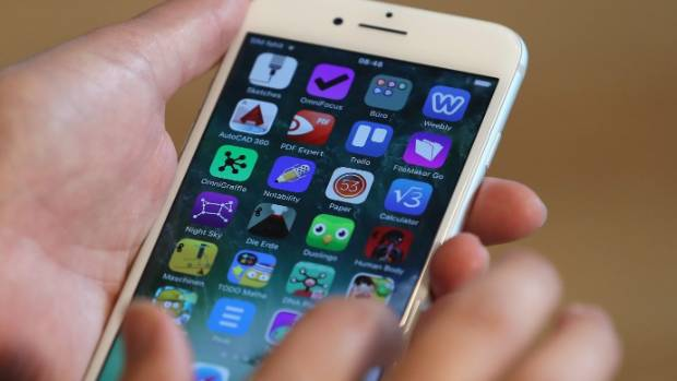 The top Apple App Store downloads suggest most iPhone users are playing games on their smartphone.