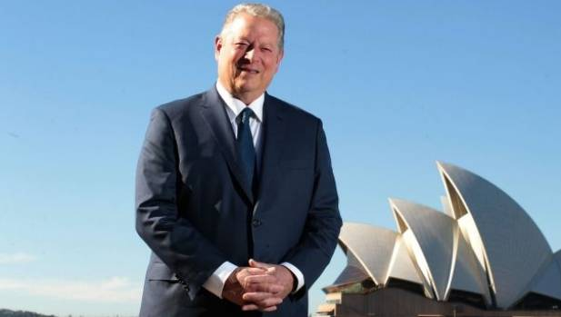 Former US Vice President Al Gore visited Sydney recently to help promote An Inconvenient Sequel.