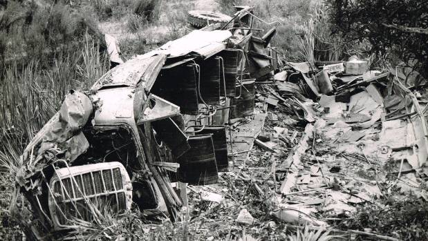 The bus crash killed 15 of the 36 people on board.