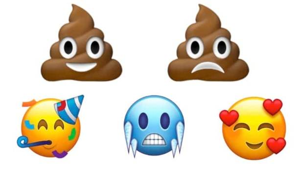 There are a few new emojis coming.