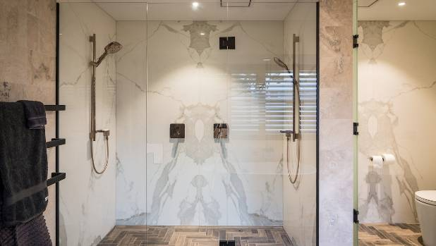 Best new zealand bathrooms revealed at tida bathroom awards Bathroom tiles ideas nz