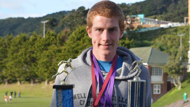 Wellington College student Joseph Lynch starred at the New Zealand Secondary Schools Orienteering Championships in ...