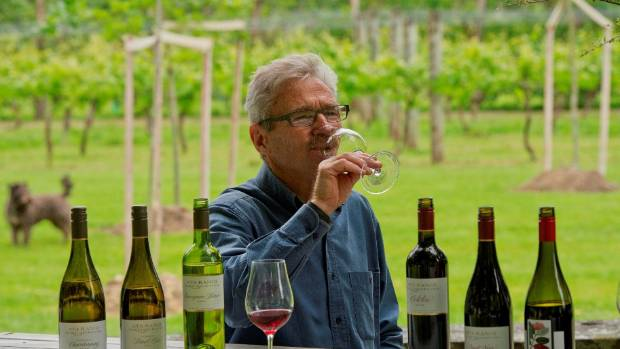 Ata Rangi winery owner Clive Paton has been preparing for the effects of global warming for almost 25 years.