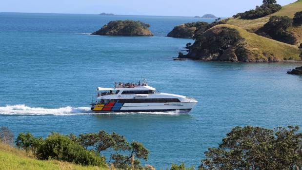 Every summer, ferries arrive laden with tourists.
