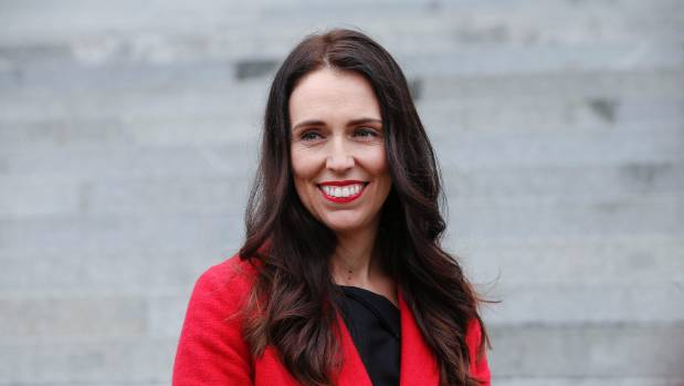 I've coined a term for what's happening. I call it The Jacinda Effect.