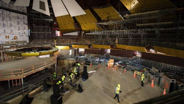 "The James Hay Theatre has ""more challenges than initially thought"" and will be completed in quarter three, 2018. Another ..."