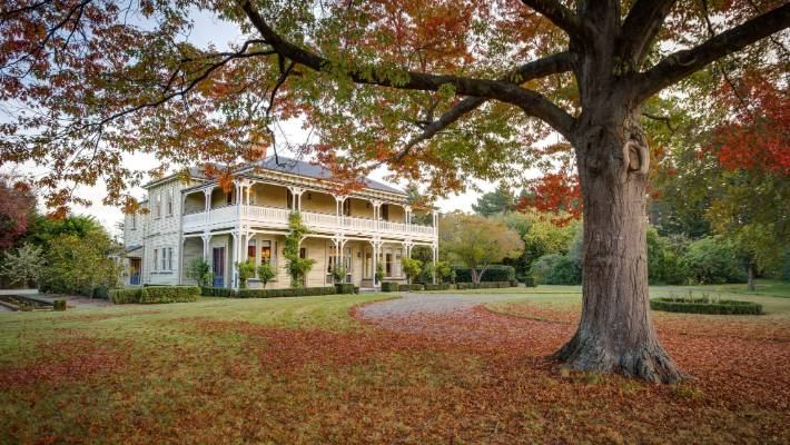 Abandoned colonial homestead will become home to a family of eight