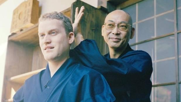 John Safran has an encounter with Zen Buddhism in the TV series John Safran vs God