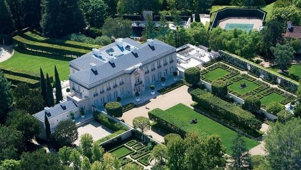 At $350M, 'The Beverly Hillbillies' Mansion Is Priciest Home