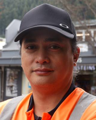 Jeff Salonga of Queenstown: It would be just a waste. We have really good roads and can build ten new roads rather than ...