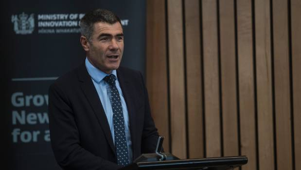 Primary Industries Minister Nathan Guy has received a report on the relocation process, but has yet to make a decision.