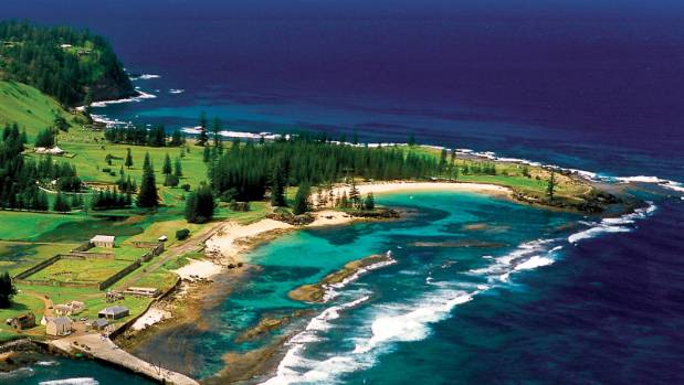 could norfolk island become part of new zealand