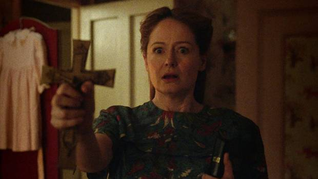 Miranda Otto in Annabelle: Creation.