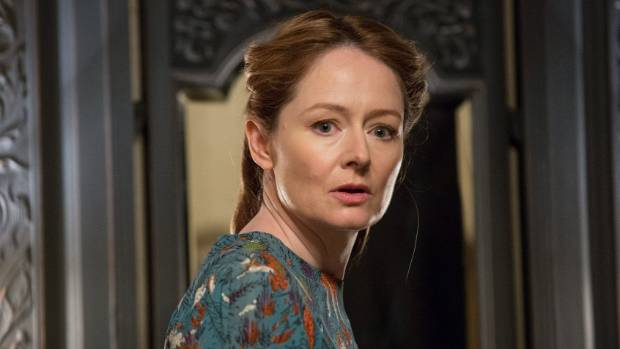 Miranda Otto never thought she'd do a pure horror film.