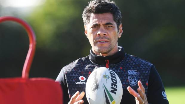 Warriors coach Stephen Kearney accused some of his players of not trying in the loss to the Knights.