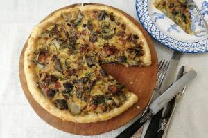 If tarts aren't your thing, this recipe can be adapted to make a delicious soup instead.