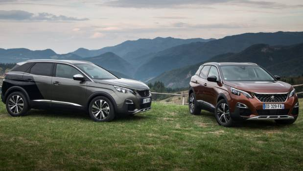 Peugeot Suv Arrives In Nz With Top Safety Rating Stuff Co Nz